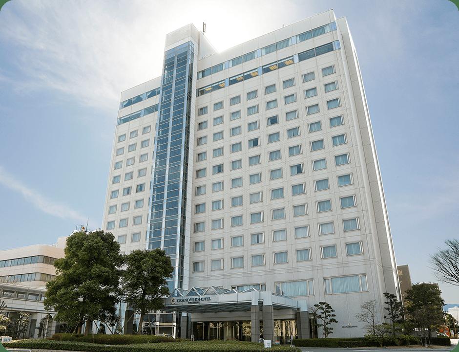 徳島グランヴィリオホテル